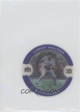 2000 Pacific 7 Eleven Coins - [Base] #10 - Larry Walker