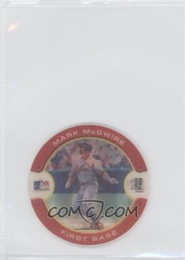 2000 Pacific 7 Eleven Coins - [Base] #24 - Mark McGwire
