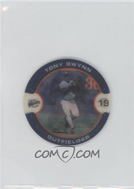2000 Pacific 7 Eleven Coins - [Base] #25 - Tony Gwynn
