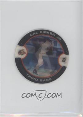2000 Pacific 7 Eleven Coins - [Base] #4 - Cal Ripken Jr.
