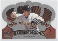 Warren Morris #/144