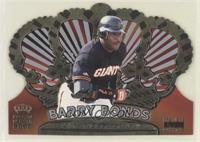 Barry Bonds #/121