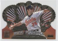 Mike Mussina #/121