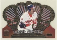 David Justice #/121