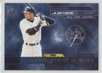 David Justice [Noted]
