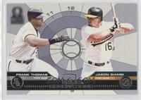 Frank Thomas, Jason Giambi