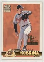 Mike Mussina #/199
