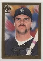 Larry Walker [EX to NM] #/99