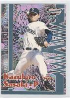Kazuhiro Sasaki /99