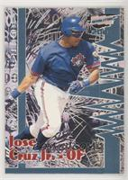 Jose Cruz Jr. #/99