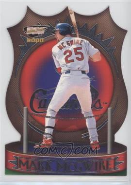 2000 Pacific Revolution - Major League Icons #16 - Mark McGwire