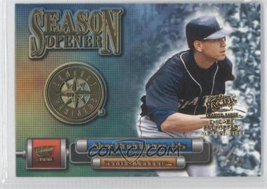 2000 Pacific Revolution - Season Opener - Chicago SportFest 2000 #33 - Alex Rodriguez /20