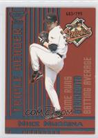 Mike Mussina #/799