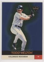 Todd Helton #/199