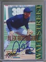 Alex Rodriguez /20