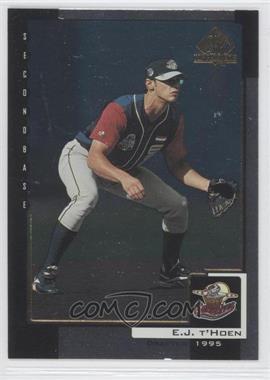 2000 SP Top Prospects - [Base] #13 - E.J. t'Hoen