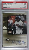 Barry Bonds [PSA 9 MINT]