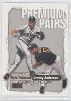 Premium Pairs - Kyle Peterson, Jimmy Anderson