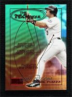 Mike Piazza #/50