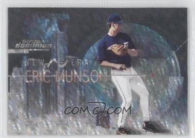 2000 Skybox Dominion - New Era - Warp Tek #4NEWT - Eric Munson
