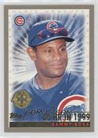 Sammy Sosa (60 HR in 1999)
