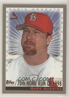 Mark McGwire (70th Home Run of 1998)