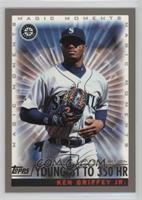Ken Griffey Jr. (Youngest to 350 HR)