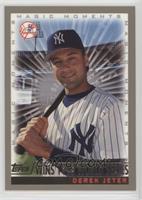 Derek Jeter (Wins 1998 World Series)