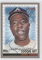 Hank Aaron (3000th Hit)