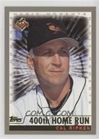 Cal Ripken Jr. (400th Home Run)