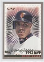 Barry Bonds (1993 MVP)