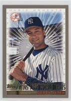 Derek Jeter (Wins 1999 World Series)