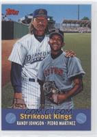 Strikeout Kings (Randy Johnson, Pedro Martinez)