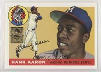 Hank Aaron (1955 Topps)