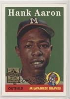Hank Aaron (1958 Topps)