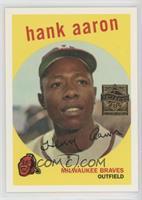 Hank Aaron (1959 Topps)