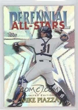 2000 Topps - Perennial All-Stars - Limited Edition #PA5 - Mike Piazza