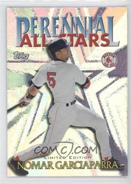 2000 Topps - Perennial All-Stars - Limited Edition #PA6 - Nomar Garciaparra