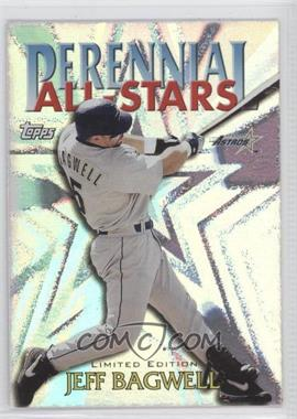 2000 Topps - Perennial All-Stars - Limited Edition #PA7 - Jeff Bagwell