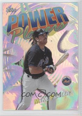 2000 Topps - Power Players #P14 - Mike Piazza