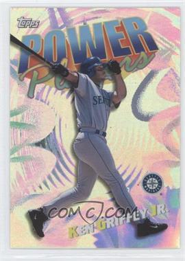 2000 Topps - Power Players #P2 - Ken Griffey Jr.