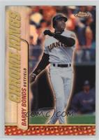 Barry Bonds /445