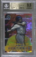 Alex Rodriguez, Ken Griffey Jr. [BGS 9.5 GEM MINT]