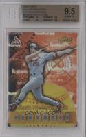 Sammy Sosa, Mark McGwire [BGS 9.5 GEM MINT]