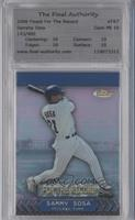 Sammy Sosa /400 [ENCASED]
