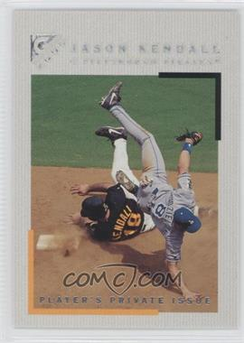 2000 Topps Gallery - [Base] - Player's Private Issue #36 - Jason Kendall /250
