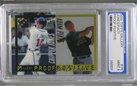 Adam Piatt, Chipper Jones [ENCASED]