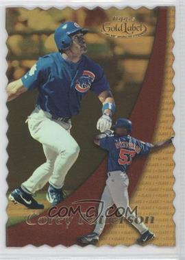 2000 Topps Gold Label - [Base] - Class 1 Gold #42 - Corey Patterson /100