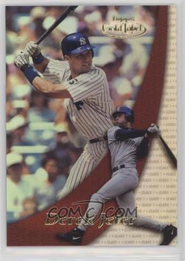 2000 Topps Gold Label - [Base] - Class 1 #22 - Derek Jeter