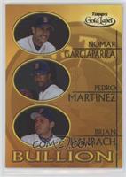 Nomar Garciaparra, Pedro Martinez, Brian Daubach